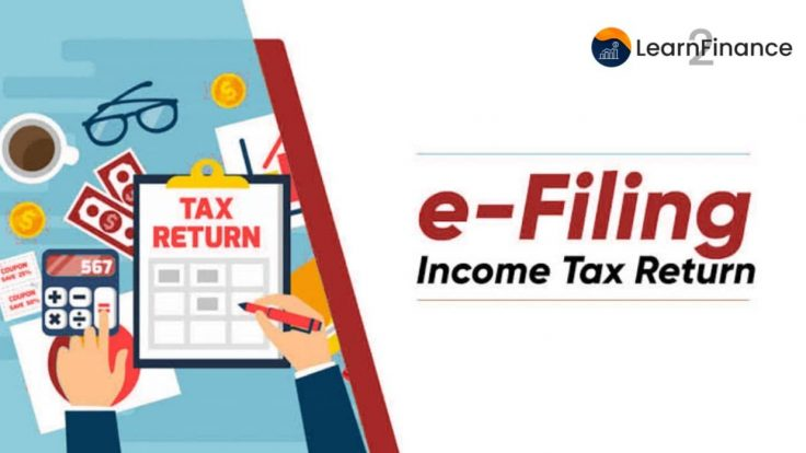 How to E-File an ITR on the New Income Tax Government Portal