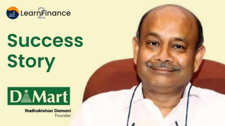 Radhakishan Damani, a legendary investor and the founder of DMart, is a roaring success