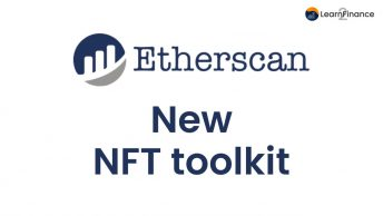 Etherscan New NFT toolkit Learn2Finance