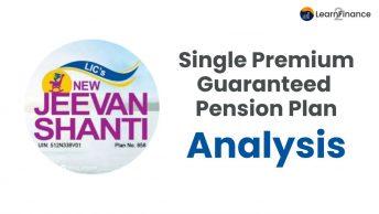 LIC Jeevan Shanti - Single Premium Guaranteed Pension Features, Benefits & Eligibility Criteria