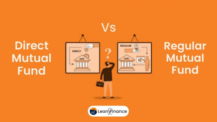 Regular vs Direct Mutual Funds - What's the difference