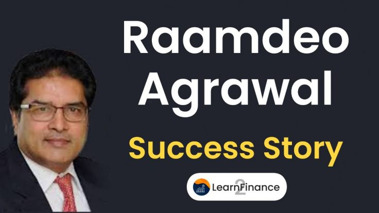 Raamdeo Agrawal Success Story - The Smart Work He Did