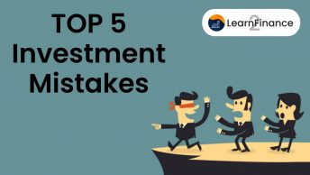 TOP 5 Investing Mistakes, You Should Never Make
